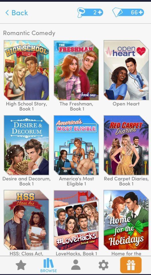 List of Romantic Comedy Stories.jpg